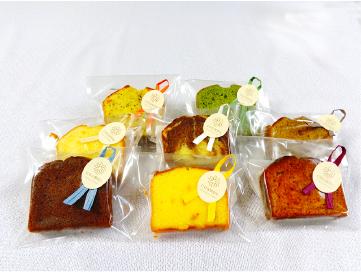 パウンドケーキ各種写真
